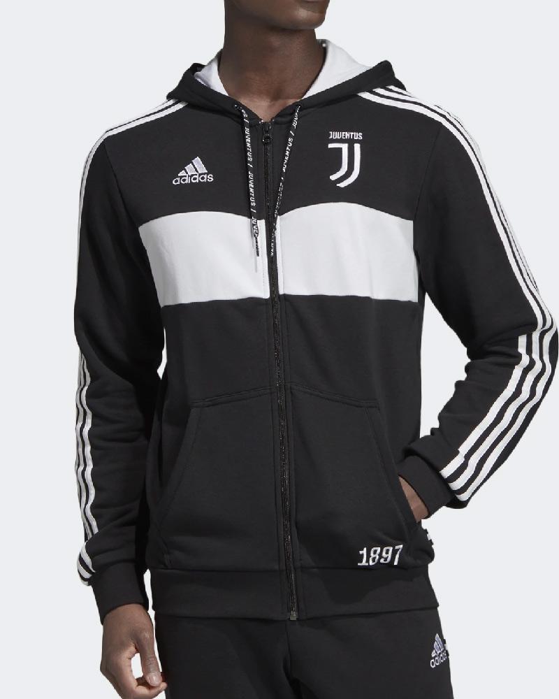 cheap sale many styles discount sale Details zu Juventus Turin Adidas Sport Jacke Jacket 2019 20 Herren Schwarz  Hoodie 3S FZ