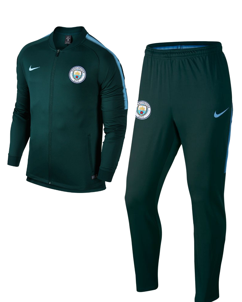 manchester city nike training trainingsanzug dry squad. Black Bedroom Furniture Sets. Home Design Ideas
