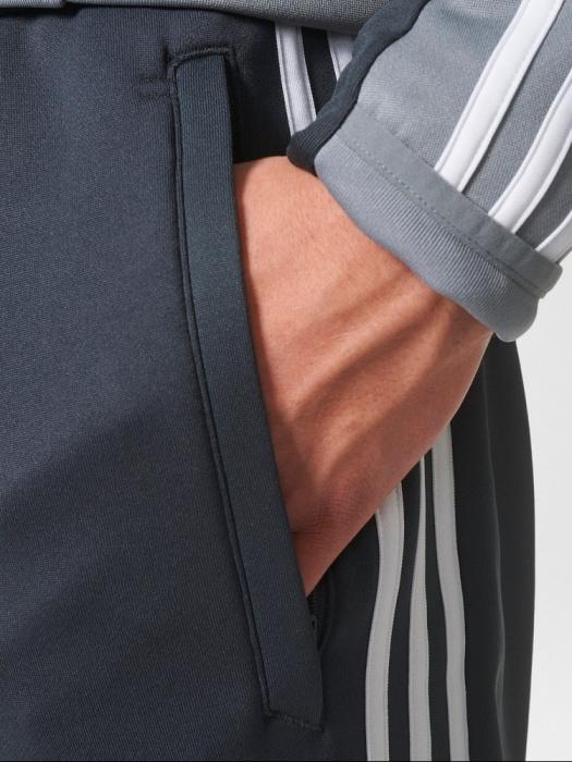 manchester united adidas track pants hose 2017 18 black. Black Bedroom Furniture Sets. Home Design Ideas