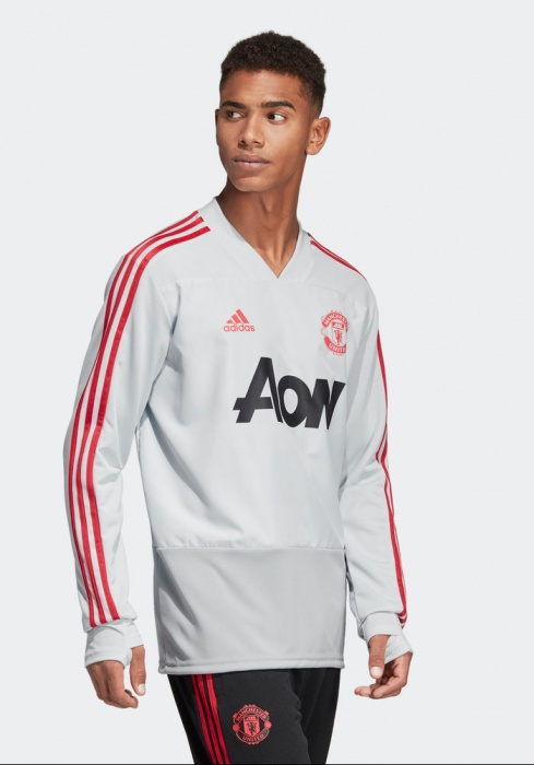 adidas Manchester United FC TRG Sweat Homme