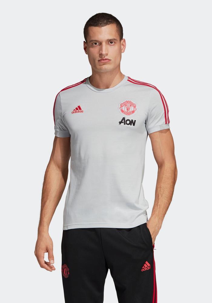 Manchester United Adidas Maillot Entreinment Gris 2019 coton ydytdov6-07141448-360148165