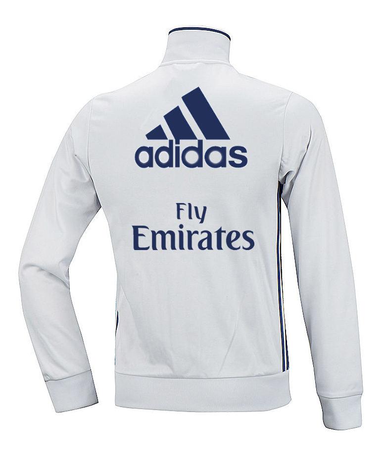 real madrid adidas fly emirates training jacket 2016 17. Black Bedroom Furniture Sets. Home Design Ideas
