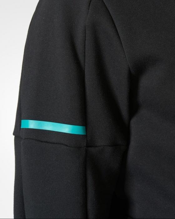 real madrid adidas giacca allenamento training jacket 2017. Black Bedroom Furniture Sets. Home Design Ideas
