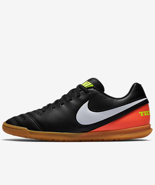 football shoes nike fu ballschuhe tiempo rio iii schwarz. Black Bedroom Furniture Sets. Home Design Ideas