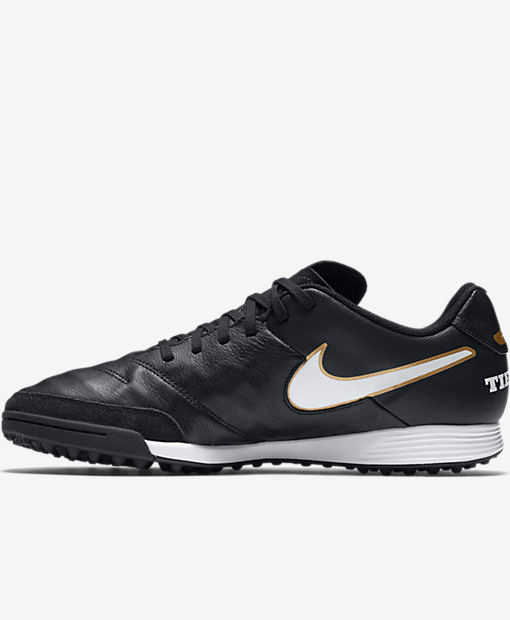 football boots shoes nike cleats tiempo genio ii leather