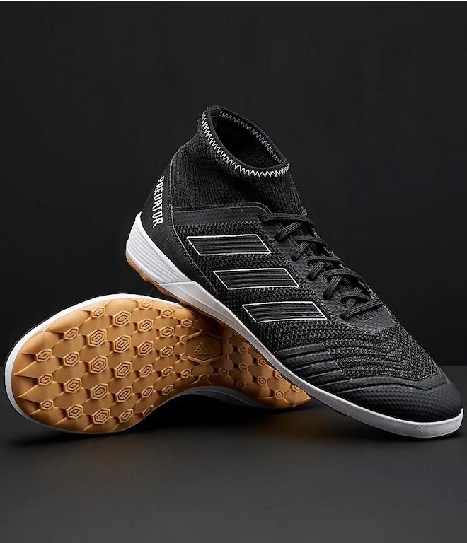 Scarpe da calcio scarpe ADIDAS Tacchetti Prossoator Tango 18.3 con Calzino Nero