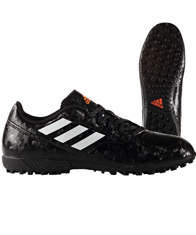 super popular c720e 3cd1e Football shoes Adidas Scarpe Calcio Conquisto II Nero Calcetto Turf Trainers