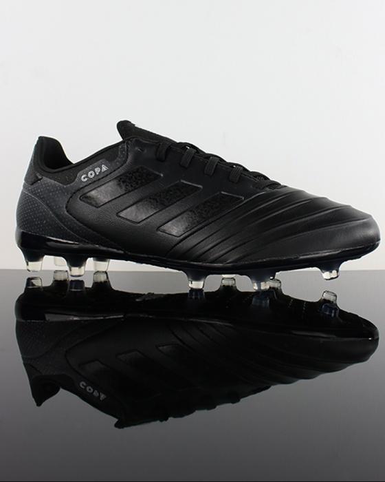 356d1ca1324 Articles de football Scarpe Calcio Adidas Copa 18.1 FG Shadow Mode ...