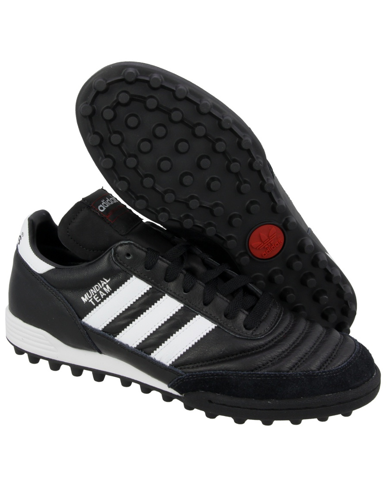 Now Football boots shoes Adidas Cleats COPA MUNDIAL TEAM BLACK Men Turf Trainer | eBay