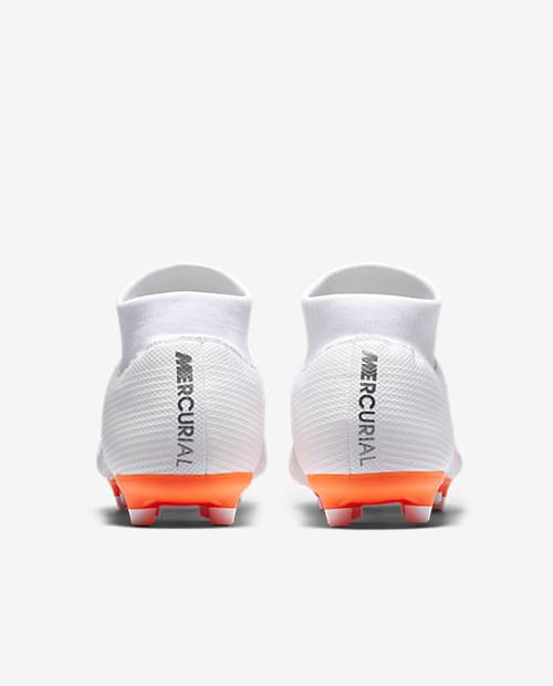 Shoes Mg 6 Calcio Scarpe Superfly Con Calzino Academy Nike Bianco qpjSMGLUzV