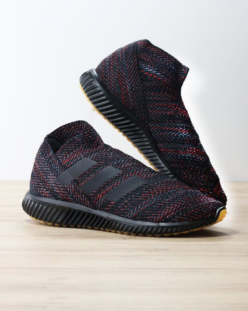 Football Adidas Scarpe sportive scarpe da ginnastica Nemeziz 18.1 Nero 2019